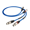 The Chord Company Clearway XLR Analogue Interconnects - 1m