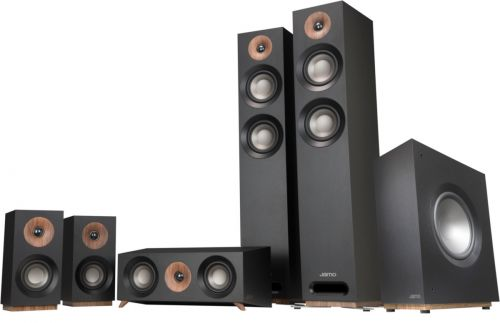 JAMO S807 HCS10 5.1 Home Theater Package