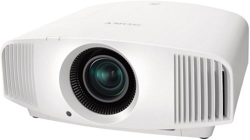 SONY VPL VW270ES 4K SXRD Home Cinema Projector - White