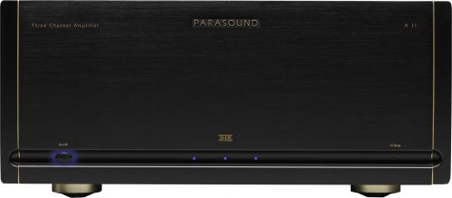 PARASOUND HALO A31 Three Channel Power Amplifier