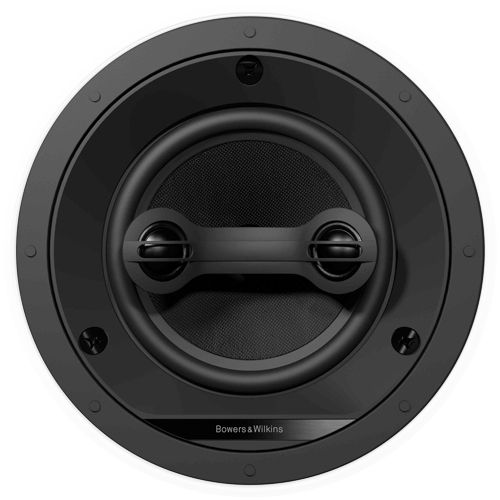 BOWERS AND WILKINS (B&W) CCM664SR 150mm 2 way stereo Ceiling speaker (Sold per unit)