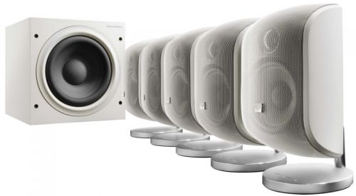 BOWERS AND WILKINS (B&W) MT50 Home Theatre Speaker System