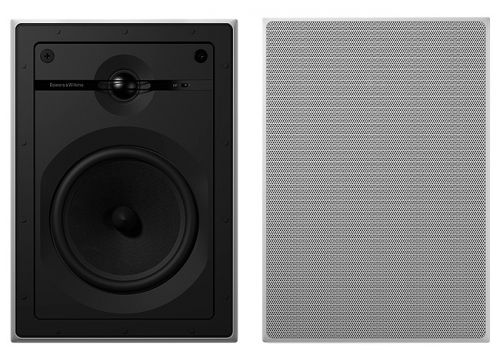 BOWERS AND WILKINS (B&W) CWM 663 150mm 2 way In Wall speakers