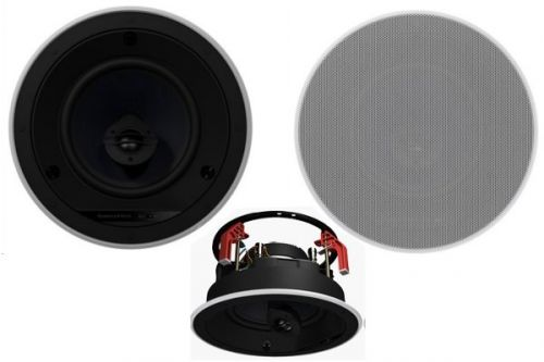 BOWERS AND WILKINS (B&W) CCM662 150mm 2 Way In Ceiling Speakers