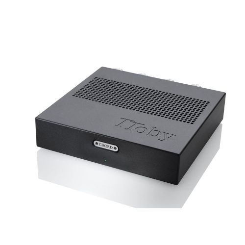 CHORD ELECTRONICS TToby 100w Stereo Power Amplifier Black