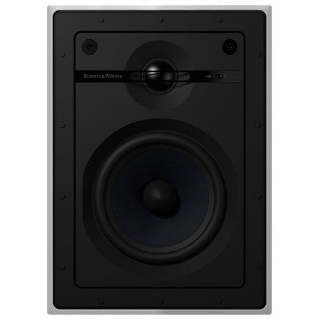 BOWERS AND WILKINS (B&W) CWM652 130mm 2 Way In Wall Speakers