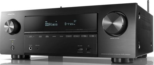 DENON AVRX1600H Home Theater Receiver