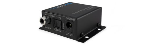 BLUSTREAM DAC12U Digital to Analog Converter