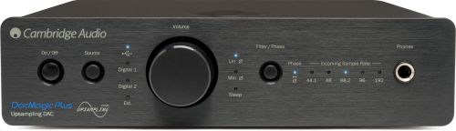 CAMBRIDGE AUDIO DACMAGIC Plus Digital to Analogue Convertor