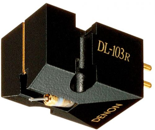 DENON DL 103 R Moving Coil Cartridge