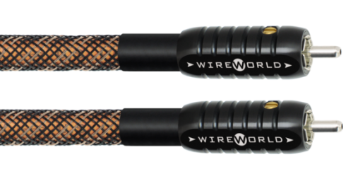 WIREWORLD Eclipse 8 Stereo RCA Interconnects