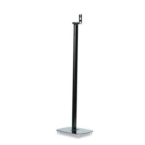 FLEXSON Floor Stands for Sonos Play 1 - Black