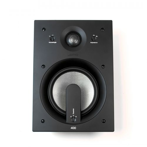 JAMO IW406 FG In-Wall Speakers