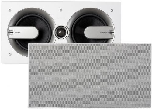 JAMO IW625LCR FG Flush Mount Speakers