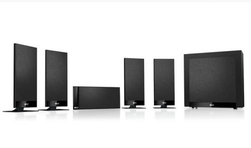 KEF T105 Home Theatre Speaker Package