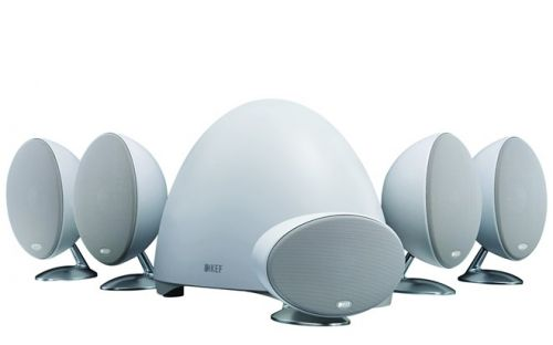 KEF E305 Home Theatre Speaker Package