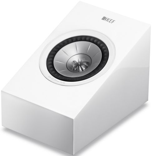 KEF R8a Atmos Surround Speakers - Gloss White