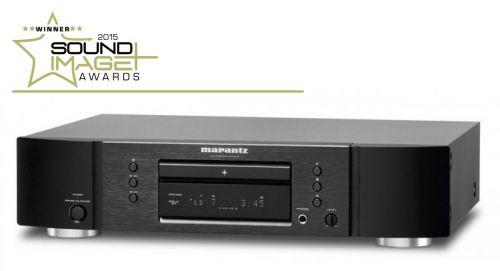 MARANTZ CD5005 Compact Disc Player - Black