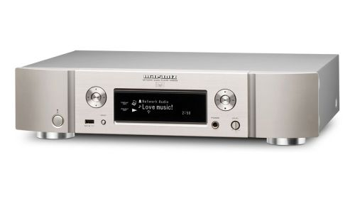 MARANTZ NA8005 Network Audio Player - Silver