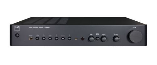 NAD C316BEE Stereo Integrated Amplifier V2
