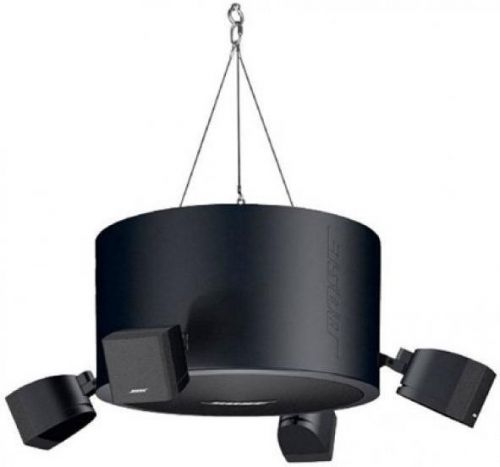 BOSE FreeSpace® 3 system with ceiling Omni Pendant-Mount