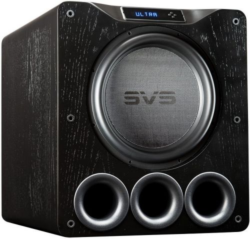 SVS PB 16 Ultra Subwoofer Black Oak