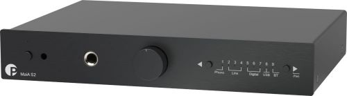 PROJECT MAIA S2 Integrated Amplifier