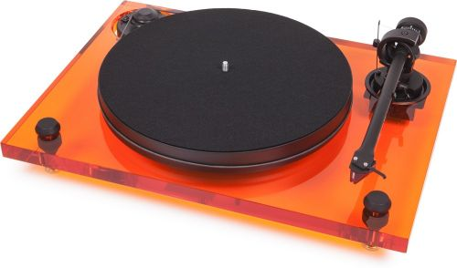 PROJECT 2Xperience Primary Acrylic Turntable
