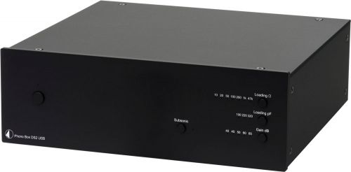 PROJECT Phono Box DS2 Phono Preamplifier