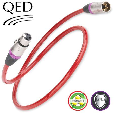 QED Reference XLR 40 Digital AES Cable