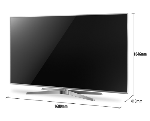 Panasonic TH 75FX780A 4K LED TV Last one.Display stock.