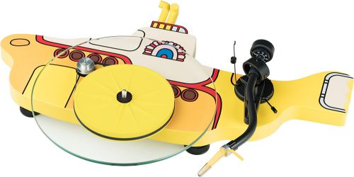 PROJECT The Beatles Yellow Submarine Collector's Edition Turntable