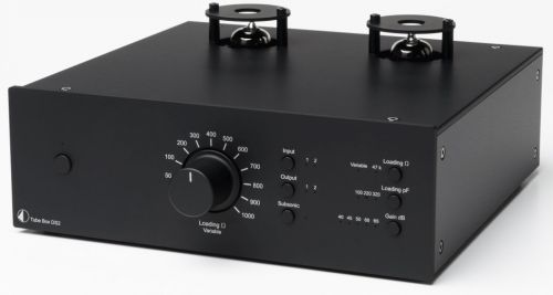 PROJECT Tube Box DS2 Phono Preamp