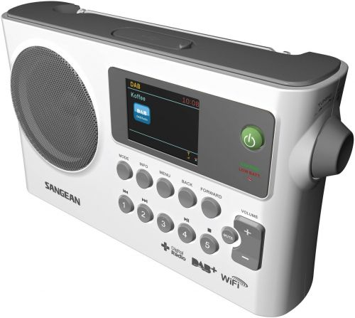 SANGEAN WFR28C Portable Digital Radio