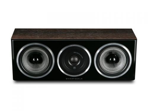 WHARFEDALE Diamond 11cc Centre Speaker Walnut