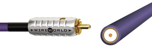 WIREWORLD UltraViolet 8 Coaxial Digital Cable
