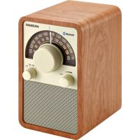 Sangean WR 15BT Radio with Bluetooth