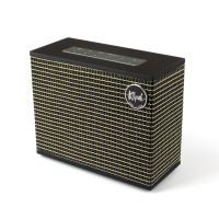 KLIPSCH Heritage Groove Bluetooth Speaker - Black Matte