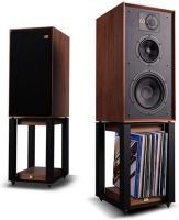 WHARFEDALE Linton Heritage Stand Mount Speakers